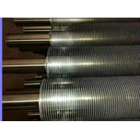 Buy cheap A106/SA179/A192/A210 SA210 Gr. A1 Seamless Carbon Steel Square Rectangular Double H welding Fin Tubes pipe finned tubes from wholesalers