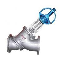 Buy cheap Jacketed Y-Shaped Regulating Valve from wholesalers