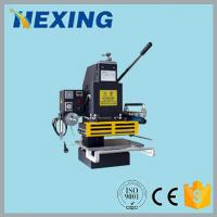 Buy cheap Hot Foil Stamping Machine,Hot Press Foil Stamping from wholesalers
