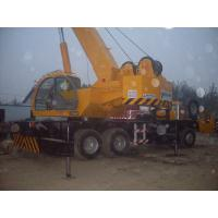 Buy cheap Used TADANO GT650E Truck Crane from wholesalers