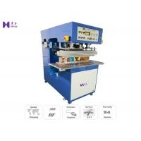 Buy cheap Air - Supported Automated Tarpaulin Welding Machine 450×1000 MM Work Table from wholesalers