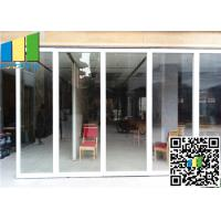 Wholesale 3.35 Iinch Aluminium Frame Operable Glass Partition Wall For Office Meeting Room from china suppliers