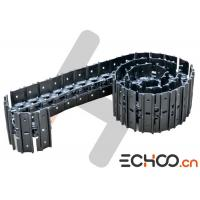 Buy cheap Black X328 Bobcat Mini Excavator Track Chain With Steel Material Wear Resistant from wholesalers
