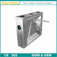 Wholesale Crowded Control NFC Reader Electronic Tripod Turnstile Gate Opener from china suppliers