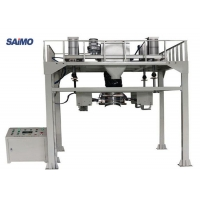 Buy cheap Cylinder Clip Jumbo Bag Packing Machine For Food Series Industry from wholesalers