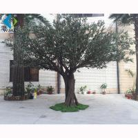 Wholesale Green Leaf Artificial Olive Tree For Home Garden Decoration 3m Height from china suppliers