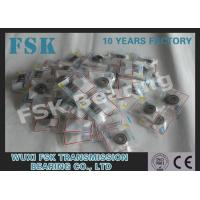 Buy cheap High Speed Low Noise Miniature Sealed Ball Bearings Rubber Seal / Steel Shield from wholesalers
