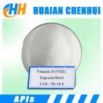 Buy cheap Food grade vitamin d powder Vitamin D2 Cosmetic Grade Vitamin D Ergocalciferol from wholesalers