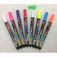 Buy cheap durable tip Fluorescent Marker Pen for LED Writing Board from wholesalers