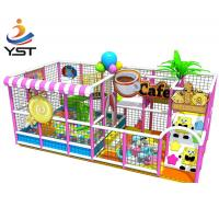 Buy cheap Multiplayer Indoor Soft Play Area , Safety Baby Soft Play Equipment from wholesalers