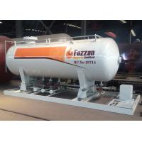 Buy cheap 10M3 LPG Storage Tanks 10000 Liters LPG Filling Stations Integral Type Separated Type from wholesalers