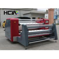 Buy cheap High Performance Rotary Heat Transfer Machine Compact Manpower Saving from wholesalers