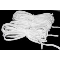 Buy cheap White Earloop Cord Ear Tie Rope Face Mask Materials Handmade String For Mask Sewing from wholesalers