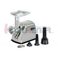 Buy cheap Heavy Duty Meat Grinder Chicken Bones Machine With Sausage Stuffer And W/ 3 Cutting Plates from wholesalers