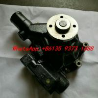 Buy cheap Cummins QSB3.3 diesel engine Cooling Water Pump 4955417 4941151 5301481 5364845 5401728 from wholesalers