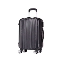 Wholesale TSA 0.8mm 28 Inch 190D 4 Wheel Trolley Luggage from china suppliers