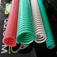 Buy cheap Abrasive Resistant Multipurpose Water Pump PVC Helix Water Suction Hose from wholesalers