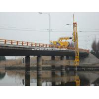 Buy cheap FAW Chassis National V 15+2m Aluminum Mobile Inspection Platform For Bridges from wholesalers