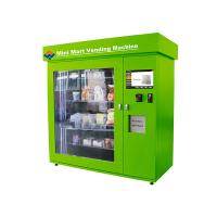 Wholesale University / Airport / Bus Station Vending Machine Rental Kiosk 100 - 240V Working Voltage from china suppliers