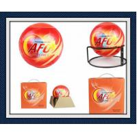 Buy cheap A B C Class Patented Fire Extinguisher Ball With Alarm from wholesalers