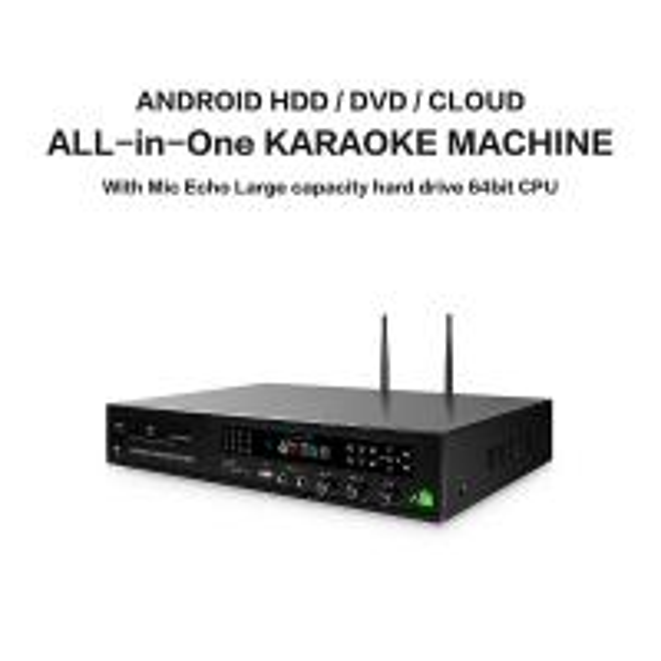Professional home ktv karaoke player sing machine hd jukebox