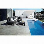 Buy cheap Granite Deck Tiles, Full Body Porcelain Tiles Granite Look, 600 x 600mm from wholesalers