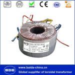 Buy cheap 230v 24v toroidal transformer from wholesalers