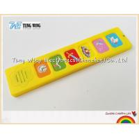 Popular 6 Button Sound Book Module Indoor Educational Toys Manufactures
