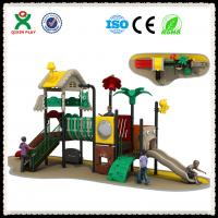 Buy cheap China Supplier Used Commercial Playground Equipment Sale QX-014B from wholesalers
