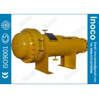 Buy cheap BOCIN Carbon Steel Gas filter separator with cartridge to remove solids and mesh pad to remove mist from wholesalers