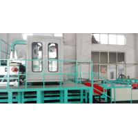 Buy cheap Touch Screen Control Egg Carton Pulp Molding Equipment Easy To Operate from wholesalers