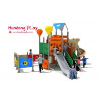 Buy cheap Commercial Garden Play Equipment , Preschool Outdoor Play Equipment With Musical Panels product