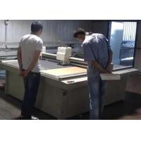 Buy cheap Flatbed Paper Board Cutting Machine Sample Maker  Packaging Groove Solution from wholesalers