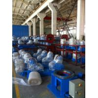 Buy cheap Custom Tank Turning Rolls Motor Drive Rubber Wheels For Chemical Equipment from wholesalers