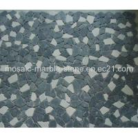Wholesale White and Black Marble Mosaics,Floor Tiles, Wall Tiles from china suppliers