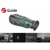Buy cheap Handheld Infrared Thermal Night Vision Monocular Long Working Time For Hunting from wholesalers