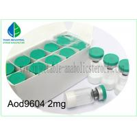 Buy cheap High Pure Injectable Peptides Fragment AOD9604 Powder For Fat Loss from wholesalers