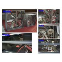 swung drop hammer style industrial exhaust fan (Belt driven) Manufactures