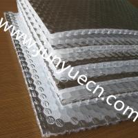China Double bubble foil insulation/thermal insulation container liner 4mm on sale