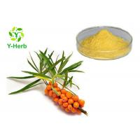 Buy cheap Healthy Seabuckthorn Powdered Fruit Juice Concentrate Sea Buckthorn Berry Extract from wholesalers