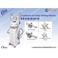 Buy cheap RF Fat Dissolve Cryolipolysis Slimming Machine   for Beauty salon from wholesalers