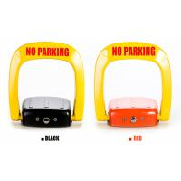 Buy cheap Anti rust steel automatic Car Parking Lock system powered by charge free D size battery from wholesalers