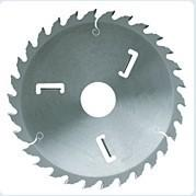 Buy cheap power saw blade thin kerf wood ripping cut  diameter from 140mm up to 600mm w punched expansion slot from wholesalers