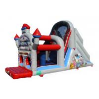 Wholesale 0.55mm PVC Tarpaulin Adult Jumping Castle , Rental Business Castillo Inflable from china suppliers