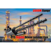 Wholesale Handheld Portable Drone Jammer Gun Lightweight Super Range For Military from china suppliers