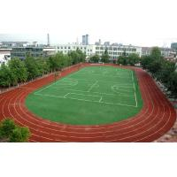 Buy cheap Durable Premium Soccer Artificial Grass For University Soccer / Football Playground from wholesalers