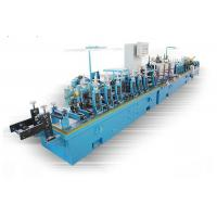 Buy cheap Galvanized Steel Stainless Steel Coil Tube Milling Line with Argon Welding from wholesalers