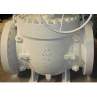 Buy cheap High Performance Top Entry Ball Valve ISO 17292 BW RF RTJ Bare Shaft A105 F316 from wholesalers