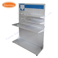 Buy cheap Multi Function Welded Slatwall Display Stand from wholesalers