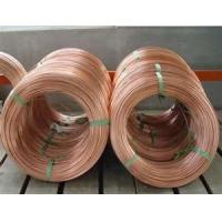 Buy cheap Durable A3003 Aluminium pipe Tube, aluminum flexible coil tube with anti - oxidant from wholesalers
